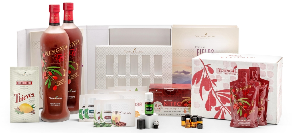 NingXia Red Kit - 2018 Thin
